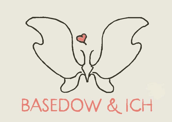 Basedow und Ich Logo